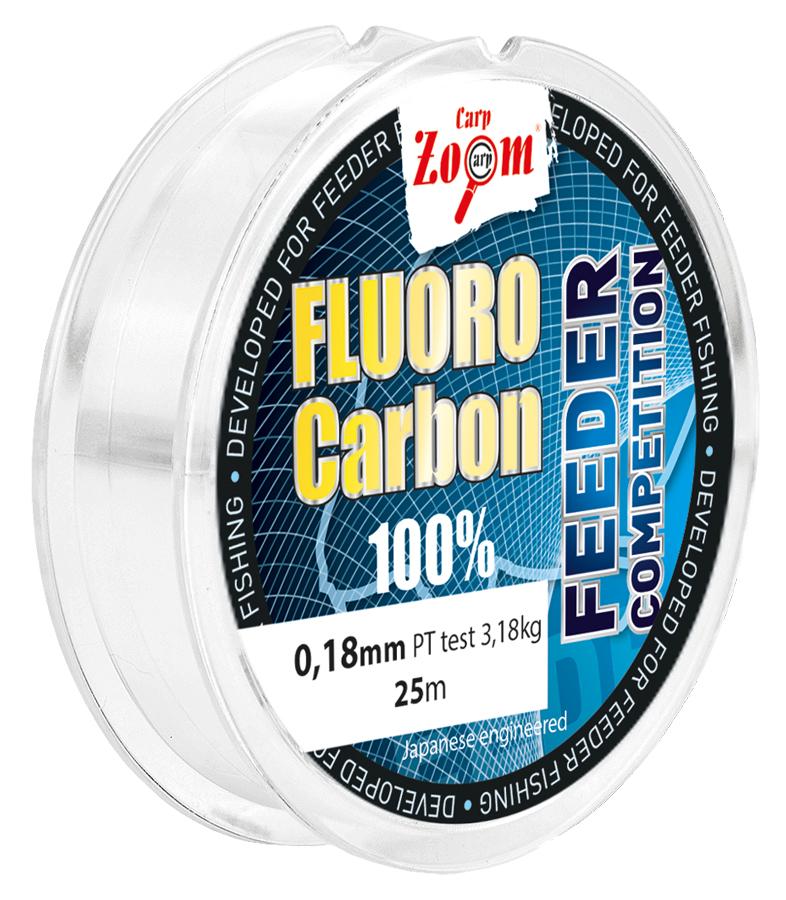 Carp Zoom Fluorocarbon nadväzcový silon - 0,20mm - 3,54kg