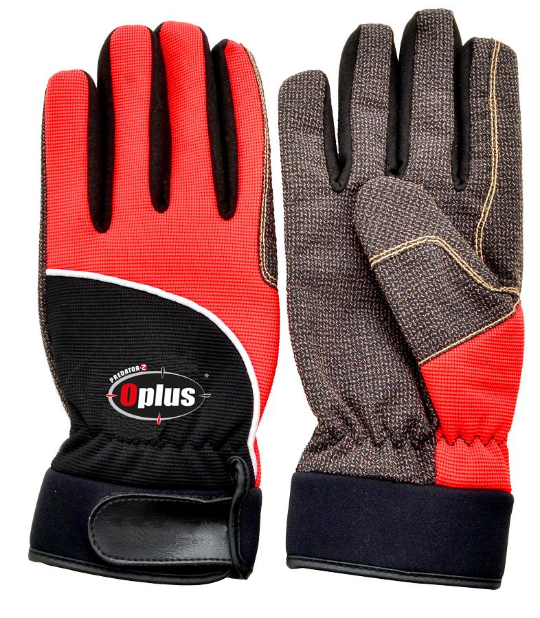 Carp Zoom Oplus - Kevlar Gloves - L