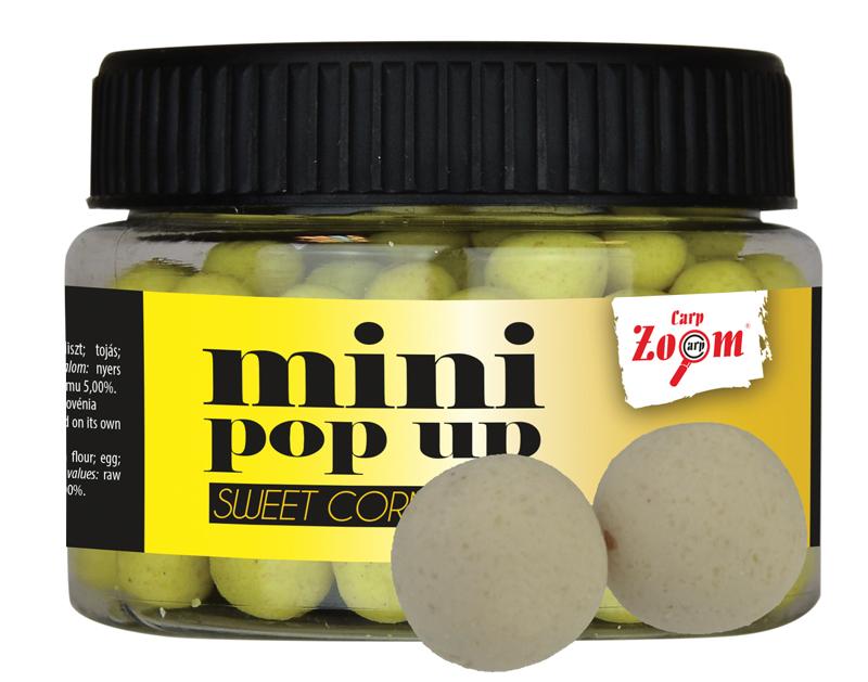 Carp Zoom Mini Pop Up 10mm - vanilka