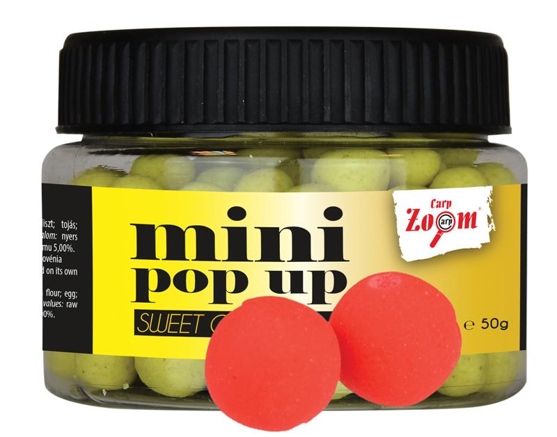 Carp Zoom Mini Pop Up 10mm - jahoda