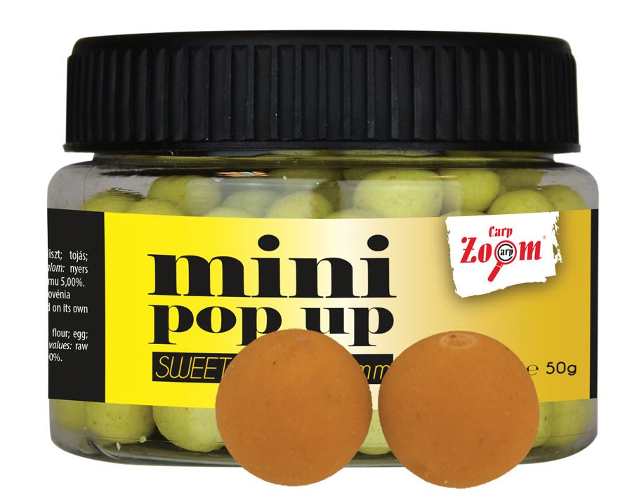 Carp Zoom Mini Pop Up 10mm - med