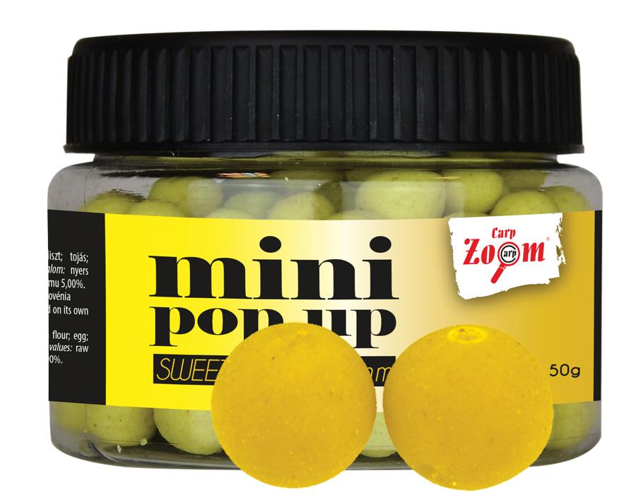 Carp Zoom Mini Pop Up 10mm - scopex
