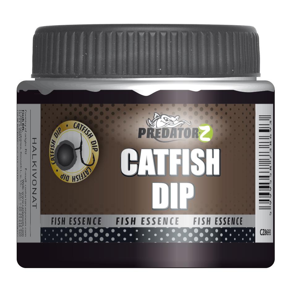 Carp Zoom Catfish Dip - rybacia esencia