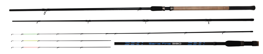 Carp Zoom Serie Fine - Feeder 330cm light
