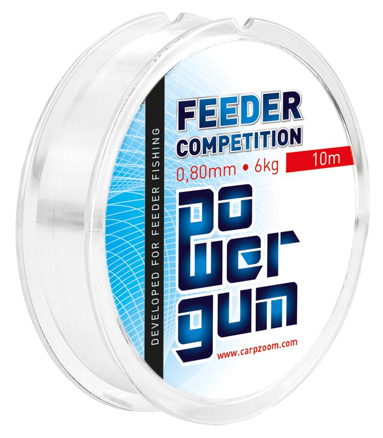 Carp Zoom Power Gum - Feeder guma - 4kg - 0,60mm