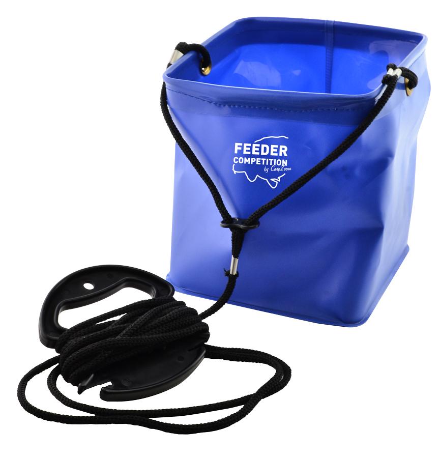 Carp Zoom EVA Drop Bucket - EVA Praktická nádoba na vodu so šnúrkou