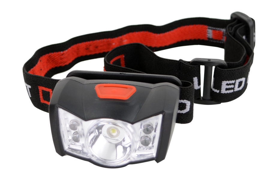 Carp Zoom Oplus N – light 1+4 čelová lampa