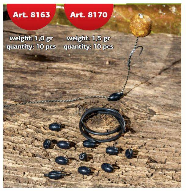 Extra Carp Pop-Up Weights 1gr