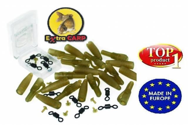 Extra Carp Lead clip set Extra Carp - 10 ks