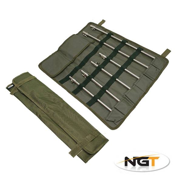 NGT Tackle Bank Stick And Buzz Bar Bag