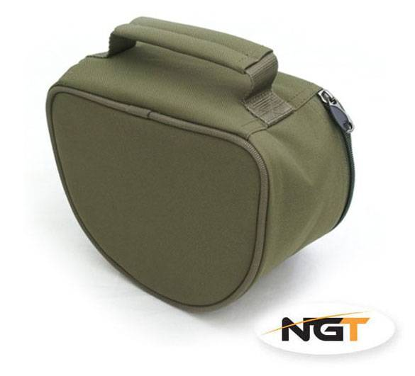 NGT Tackle Deluxe Reel Case