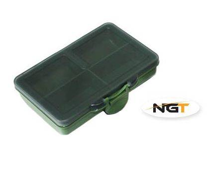 NGT Tackle Krabička Terminal Tackle Box 4 Way