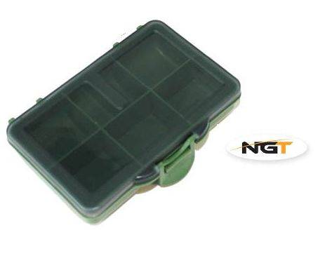 NGT Tackle Krabička Terminal Tackle Box 6 Way