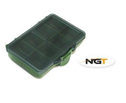 NGT Tackle Krabička Terminal Tackle Box 8 Way