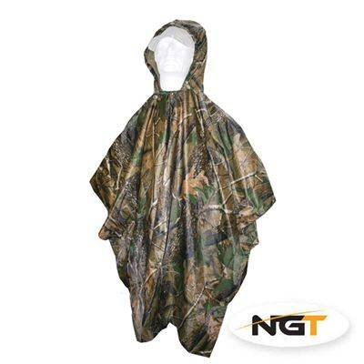 NGT Tackle Pončo - Camo