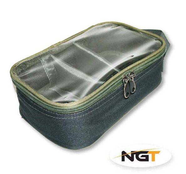 NGT Tackle Púzdro na olovo Top Deluxe Clear