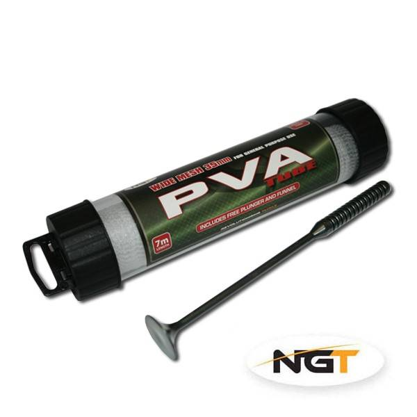 NGT Tackle PVA Tunel s pančochou 35mm/7m