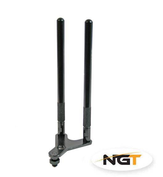 NGT Tackle Snag Bars Black
