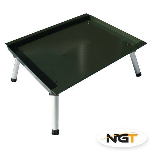 NGT Tackle Stolík Bait Bivvy Table