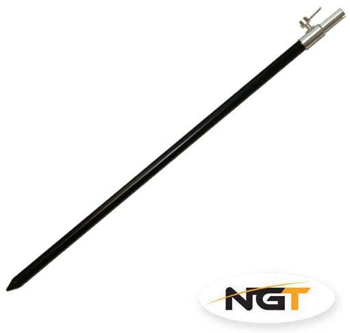NGT Tackle Vidlička Bank Stick Black 50-90cm