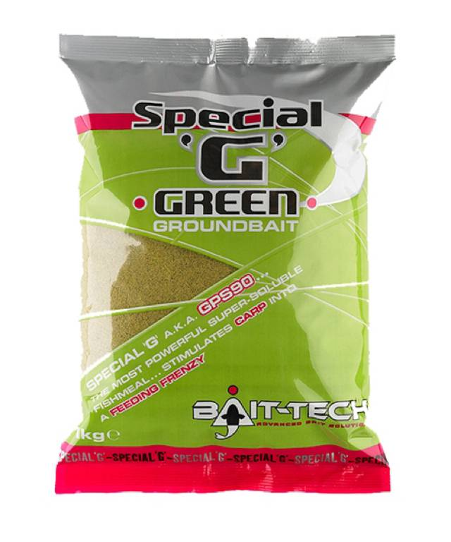 Bait-Tech Special G Green 1kg