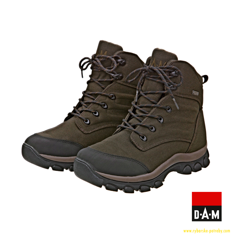 DAM ANKLE MUD BOOTS