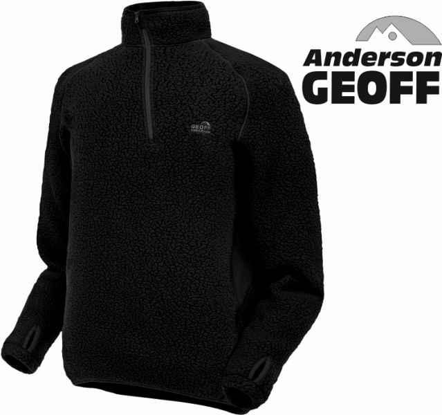 b30def3b6 Geoff Anderson Thermal 3 pulóver - čierny