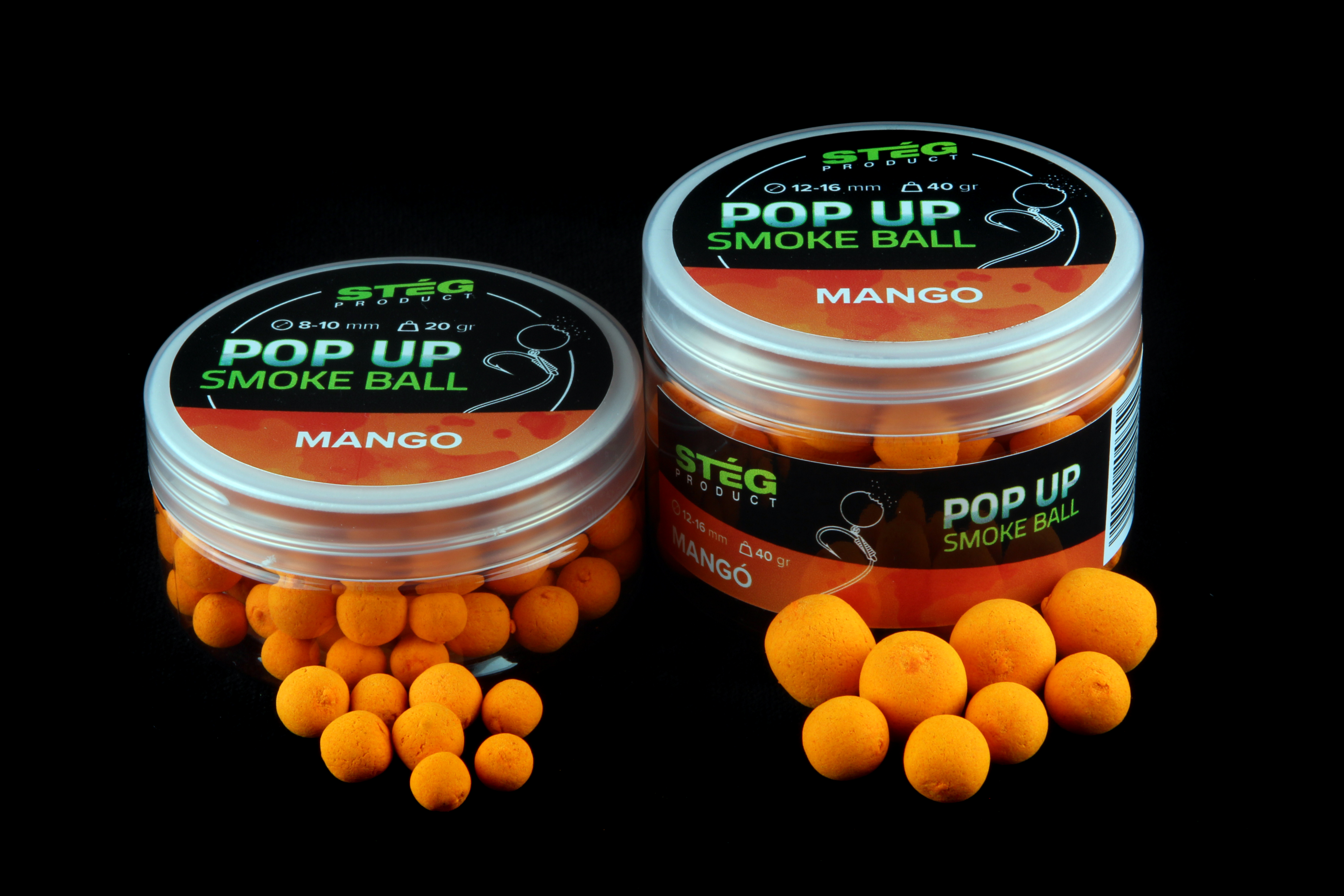 Stég Product Pop Up Smoke Ball 8-10mm MANGO