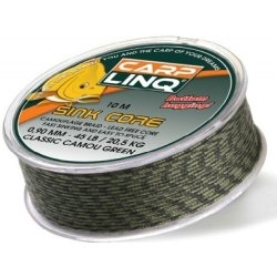 CARP LINQ Sink core 10m weed spot camou