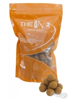 THE GOLD ONE Soluble boilies 1kg 22mm
