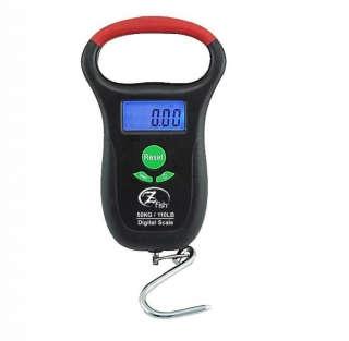 ZFISH VÁHA HAND DIGITAL SCALE 50KG