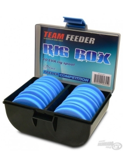 BY DÖME TEAM FEEDER RIG BOX