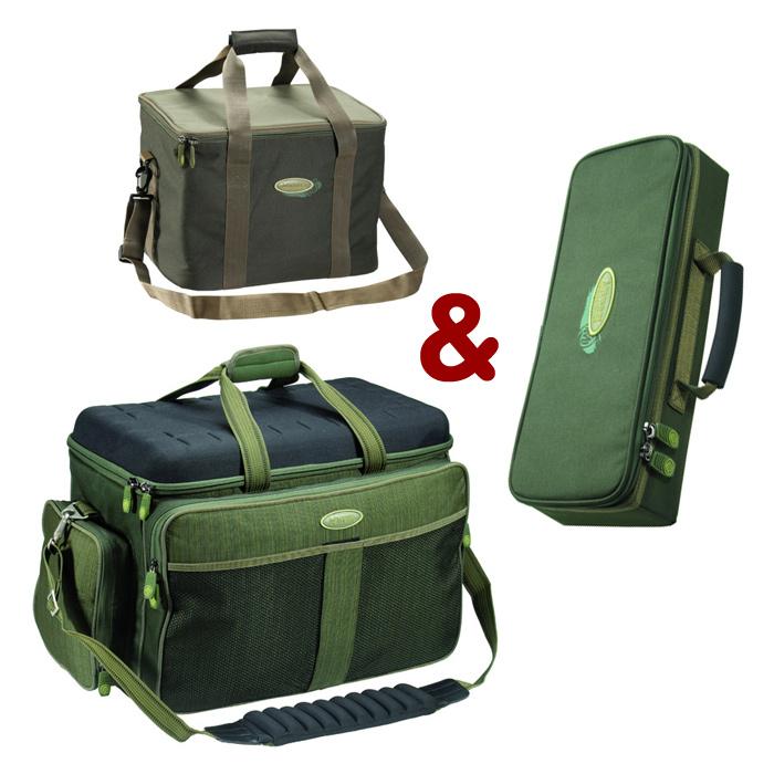 Mivardi Taška New Dynasty - compact + taška na swingre + thermo taška Premium