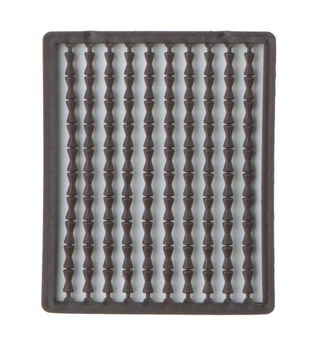 Mivardi Boilie stoppers (brown) 100pcs rack