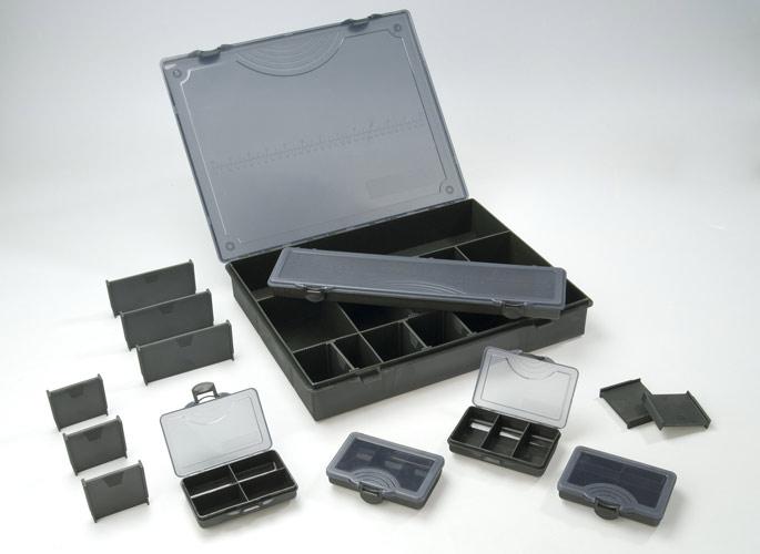 Mivardi Carp accessory box multi XL (set)
