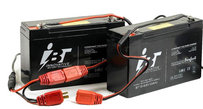 Mivardi Náhradné batérie k loďke