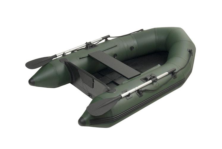 Mivardi M-Boat 230 - lamelová podlaha