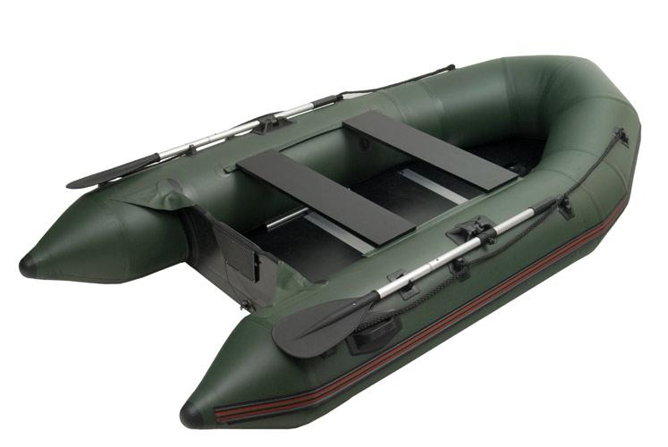 Mivardi M-Boat 290 - pevná podlaha + kýl