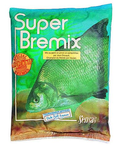 Sensas Posilovač Super Bremix (pleskáč) 300g