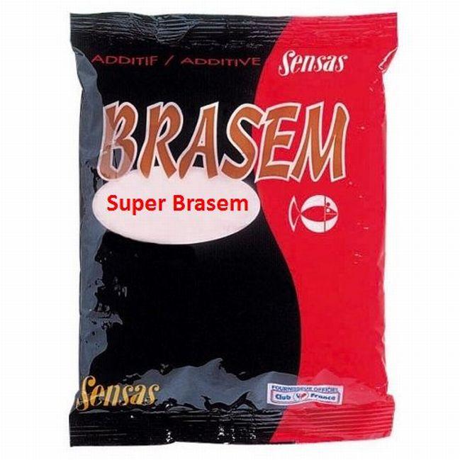 Sensas Posilovač Bremix Super Brasem (pleskáč-korenie) 300g